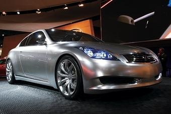 Nissan приоткрыл завесу тайны над своими двигателями следующего поколения, которые будут устанавливаться в 2007 году на Nissan Skyline / Infiniti G35.