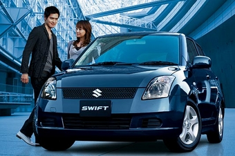 Нелучшие времена ожидают Suzuki Swift...