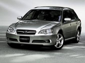 """""""Business Week"""" составил собственный рейтинг лучших универсалов 2006 года. В рейтинге Subaru фигурирует дважды..."""