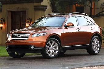 Компания Nissan официально объявила о начале продаж в России автомобилей брэнда Infiniti.
