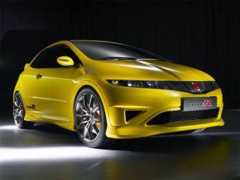 Компания Honda в рамках Московского автосалона представила сразу несколько интересных новинок. Самая интересная из которых – концепт Civic Type R.
