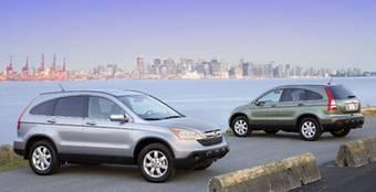 Компания Honda наконец-то опубликовала официальную информацио о новой Honda CR-V.