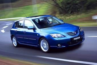 Mazda Axela перешагнула миллионный рубеж производтсва.