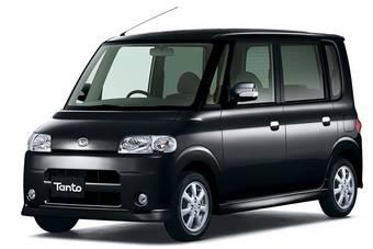 Компания Daihatsu представила новые комплектации своих популярных в Японии малолитражек.