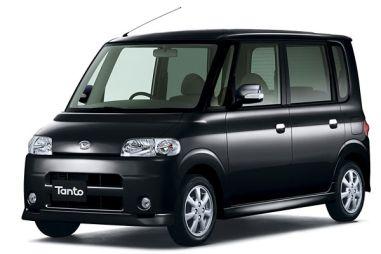 Daihatsu выпустила новые комплектации Tanto и Mira Gino