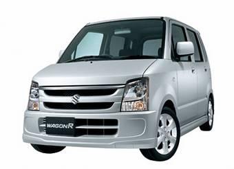 Suzuki Wagon R получил новую бесступенчатую трансмиссию CVT.