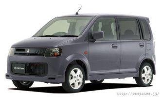 Mitsubishi начинает выпуск автомобилей eK-Wagon и eK-Sport