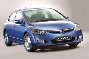 Honda предполагает, что рынок гибридных автомобилей в КНР может принести хорошую прибыль.