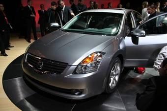 Автомобиль 2007 модельного года построен на новейшей платформе Nissan D.