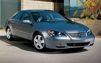 Acura RL и Acura TL выходят на рынок Китая.