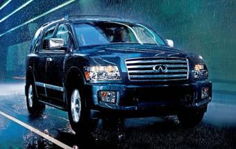 Резкое снижение продаж Quest (на 28% с начала 2006 года) и QX56 заставило компанию Nissan перенести производство этих автомобилей на заводы в Японии.