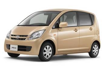 Компания Daihatsu совершенно неожиданно для всех выпустила новое поколение малолитражного компактного городского автомобиля Daihatsu Move.