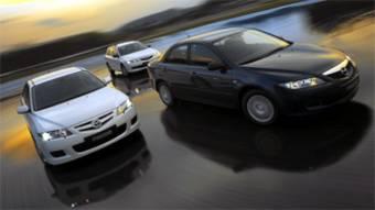 Всего за 9 месяцев 2006 года было реализовано 23 646 автомобилей Mazda (в 2005 году – всего 13 832).