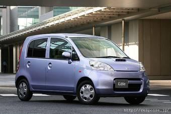 Компания Honda выпустила обновленную версию автомобиля Life