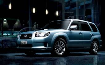 Америка готовится встречать специально подготовленный для спортивной езды Subaru Forester.