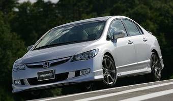 Лучший микролитражный автомобиль – Honda Civic
