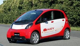 Максимальная мощность электромотора i MiEV - 63 л.с. (47кВт), а крутящий момент – 18 кг*м.