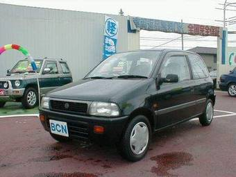 Suzuki Servo Mode производился в Японии до 1998 года, а затем ему на смену пришел Suzuki Kei