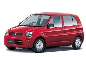 Mitsubishi Minica соответствует самым строгим экологическим нормам Японии.