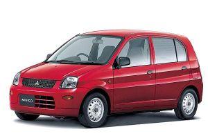 Mitsubishi Minica стал еще более экологичным