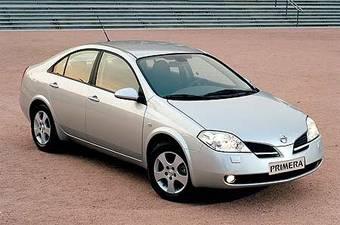 В Европе популярность Nissan Primera неуклонно падает