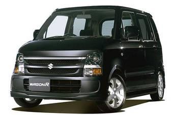 "Suzuki Wagon R в модификации ""Navi Special"""