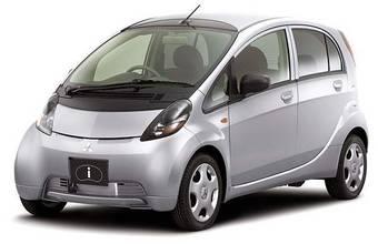 Mitsubishi i - автомобиль, созданный на базе уникальной среднемоторной платформы.