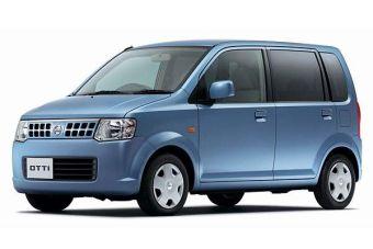 Nissan Otti построен компанией Nissan по контракту с Mitsubishi и является копией Mitsubishi eK Wagon.