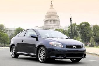 Отзыву подлежат почти 20 процентов всех автомобилей марки Scion tC 2005 и 2006 модельного года.