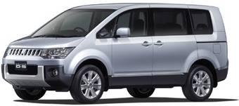 Автомобиль Delica D:5 – практически точная копия концепта Mitsubishi Concept D:5, впервые показанного в 2005 году.