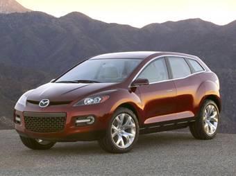 Продажи кроссовера Mazda CX-7 начались в Японии.