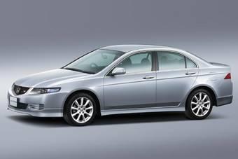 В 2007 году в Японии планируется выход нового поколения Honda Accord. (на фото изображено текущее поколение).