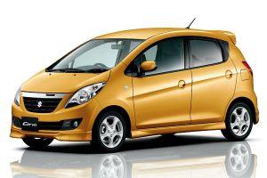Новый Suzuki Cervo появился в Японии