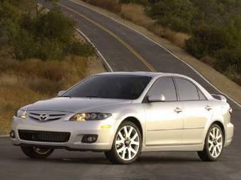 Mazda Mazda6 (Mazda Atenza) получил в США лучшие оценки по безопасности.