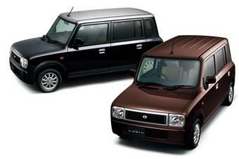 """Suzuki Lapin в комплектации """"G Selection III"""" поступила на японский рынок."""