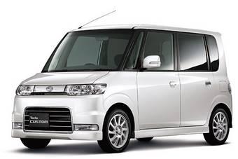 В Японии в продажу вышли новые комплектации автомобиля Daihatsu Tanto.