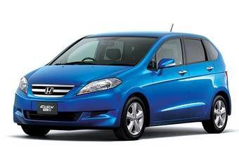 Honda Edix вскоре сменит мейкап.