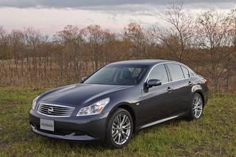 Компания Nissan начала в Японии продажи нового, двенадцатого, поколения Nissan Skyline.