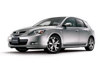 Mazda Axela Sport и Mazda Demio получили новые комплектации.