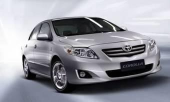"""Китайская Corolla  будет оснащаться новым 1.8-литровый двигателем и """"дизелем"""" новой разработки."""