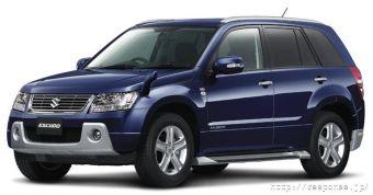 Suzuki Escudo Salomon Limited – зимня комплектация Escudo поступила в продажу в Японии.