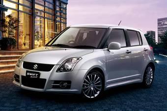 Suzuki выпустила новую комплектацию Swift.