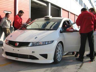 Подготовленный к шоссейно-кольцевым гонкам Honda Civic Type-R всоре поступит в свободную продажу в Европе.