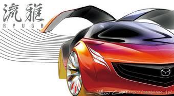 Mazda Ryuga официально будет представлена на автосалоне в Детройте.