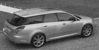 Это – всего лишь иллюстрация, вполне возможно, что окончательная версия автомобиля будет выглядеть иначе.