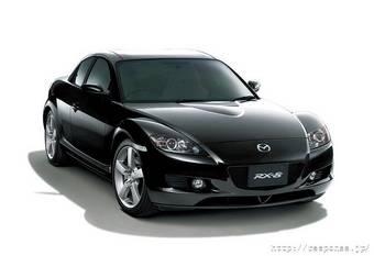 Несколько тысяч новых Mazda CX-7 и RX-8 отправляются в утиль.