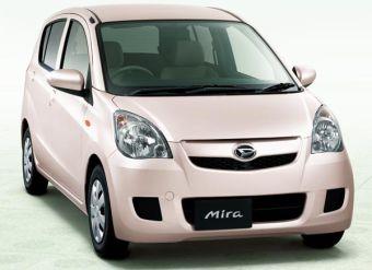 Daihatsu выпустила на внутренний японский рынок новое поколение автомобиля Mira.