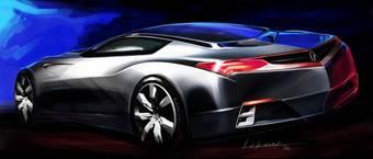 Официально заявлено, что серийный выпуск Honda NSX нового поколения начнется уже в 2008 году.