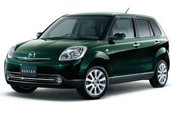 "Mazda Verisa ""T Style"" выходит на японский рынок."
