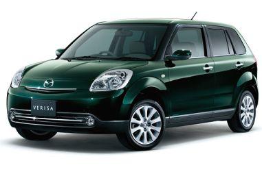 Mazda выпускает новую комплектацию Mazda Verisa